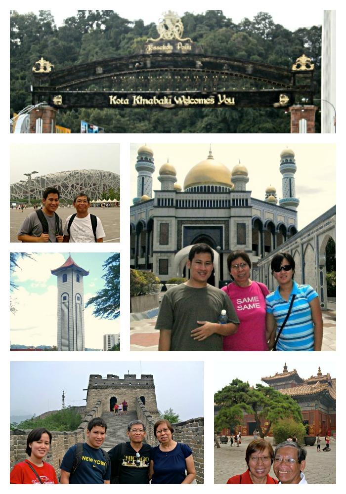 Borneo and Beijing