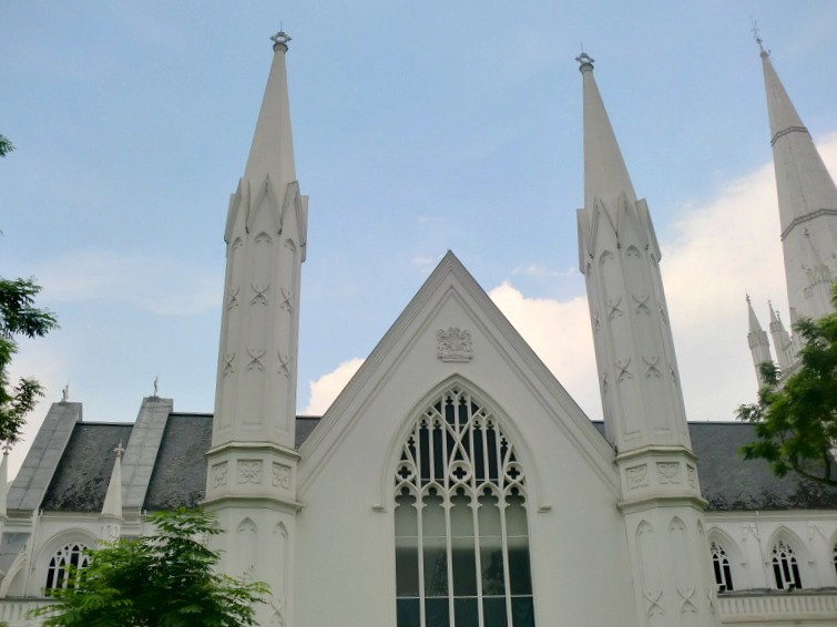 D.I.Y. Singapore Walking Tour Itinerary