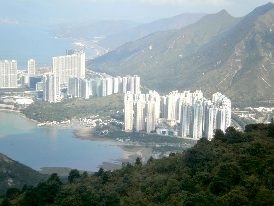 Ngong Ping 360; Hong Kong, China