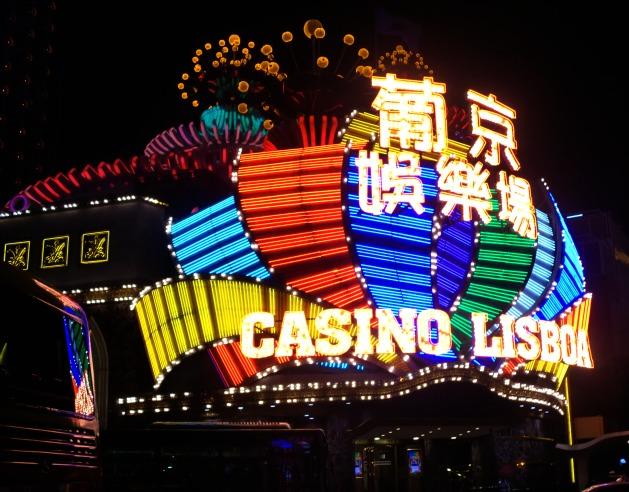 The Venetian Macau; Casino hopping in Macau; D.I.Y. Macau itinerary;