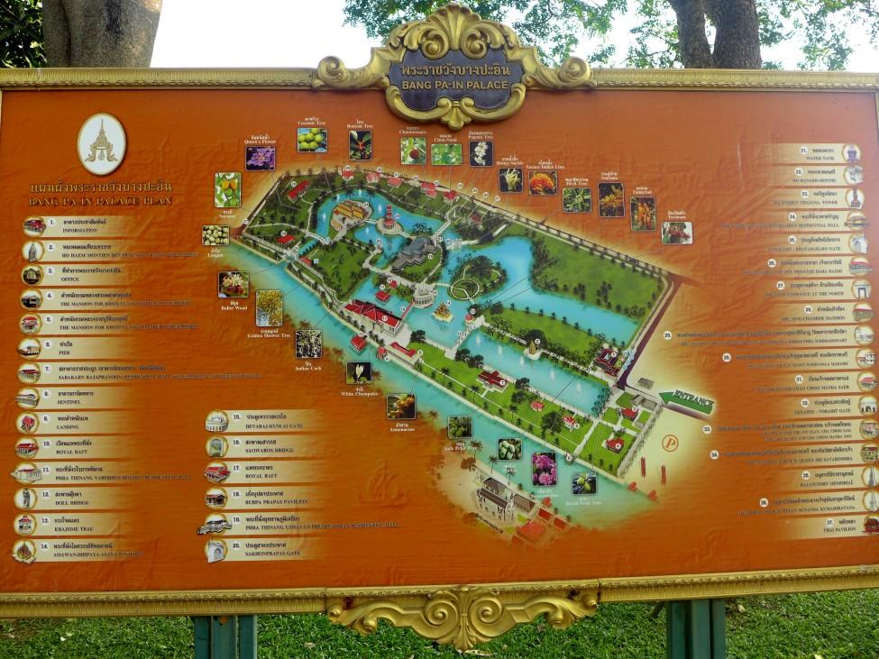 D.I.Y. Bang Pa-In Thai Summer Palace