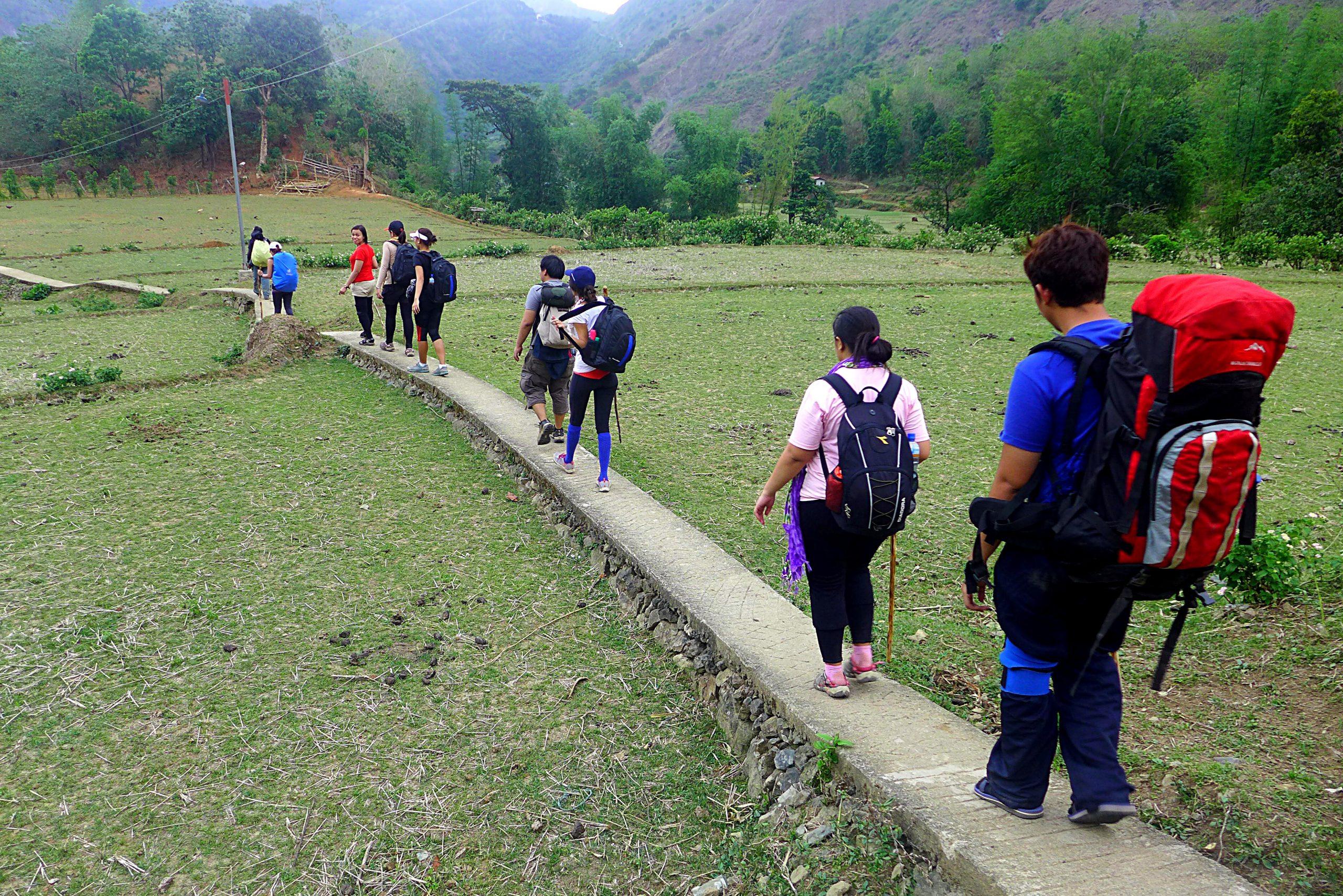 Mt. Ugo Climb; Mt. Ugo Traverse; Mt. Ugo Trekking; Backpacking Philippines;
