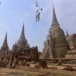 Temples and Ruins in Ayutthaya