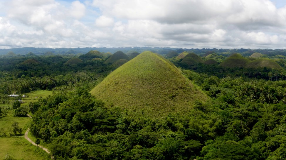 Chocolate Hills, Carmen, Bohol