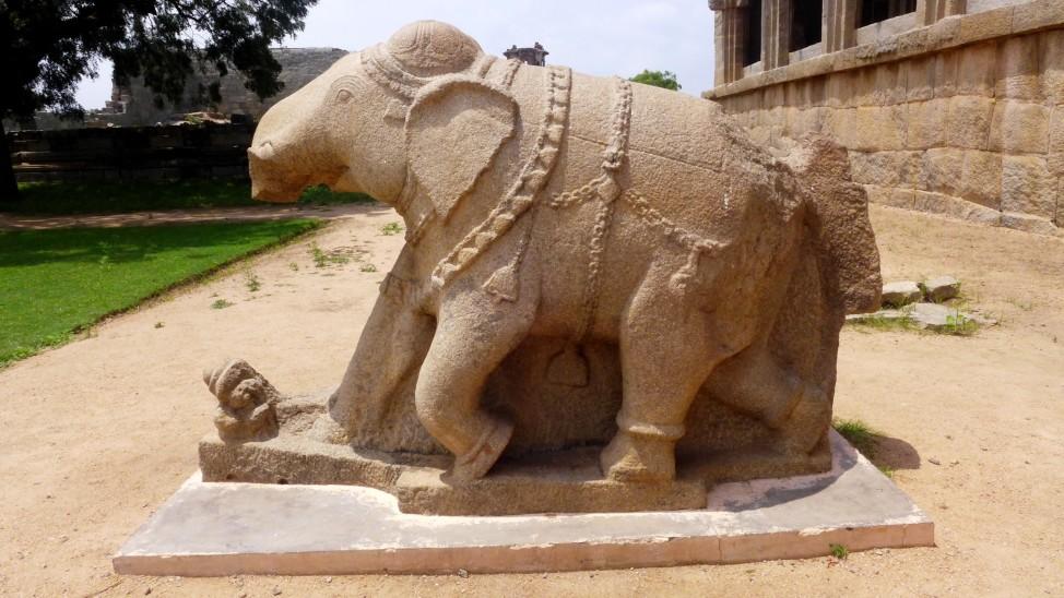 Hampi, Karnataka, India