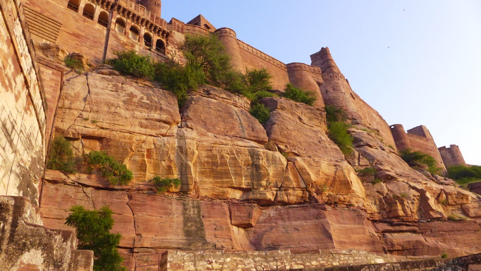 What to Do in Jodhpur; Backpacking India; Backpacking Rajasthan and Agra; D.I.Y. Rajasthan; D.I.Y. Jodhpur; Mehrangarh Fort