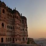 Northern India Journey – Day 1 Mehrangarh Fort