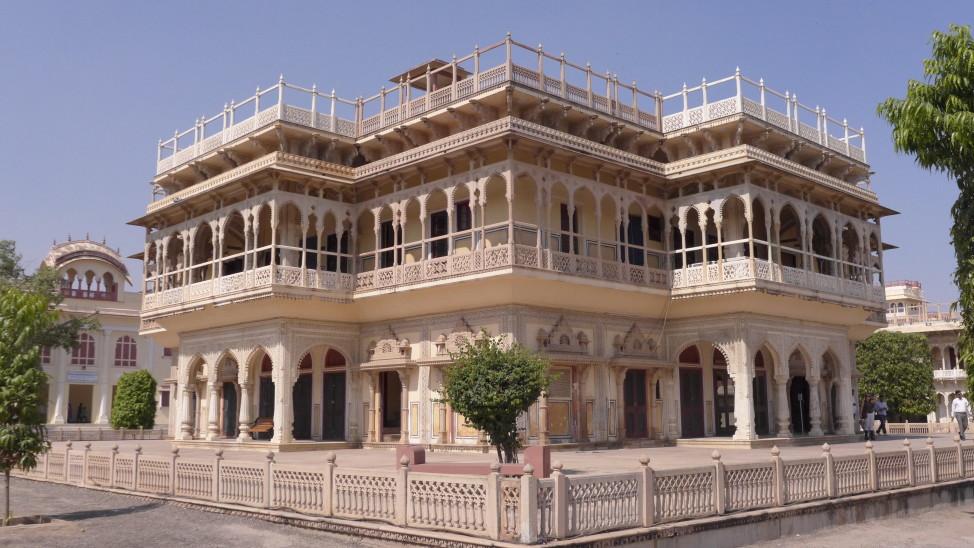 Pink City, Jaipur, India