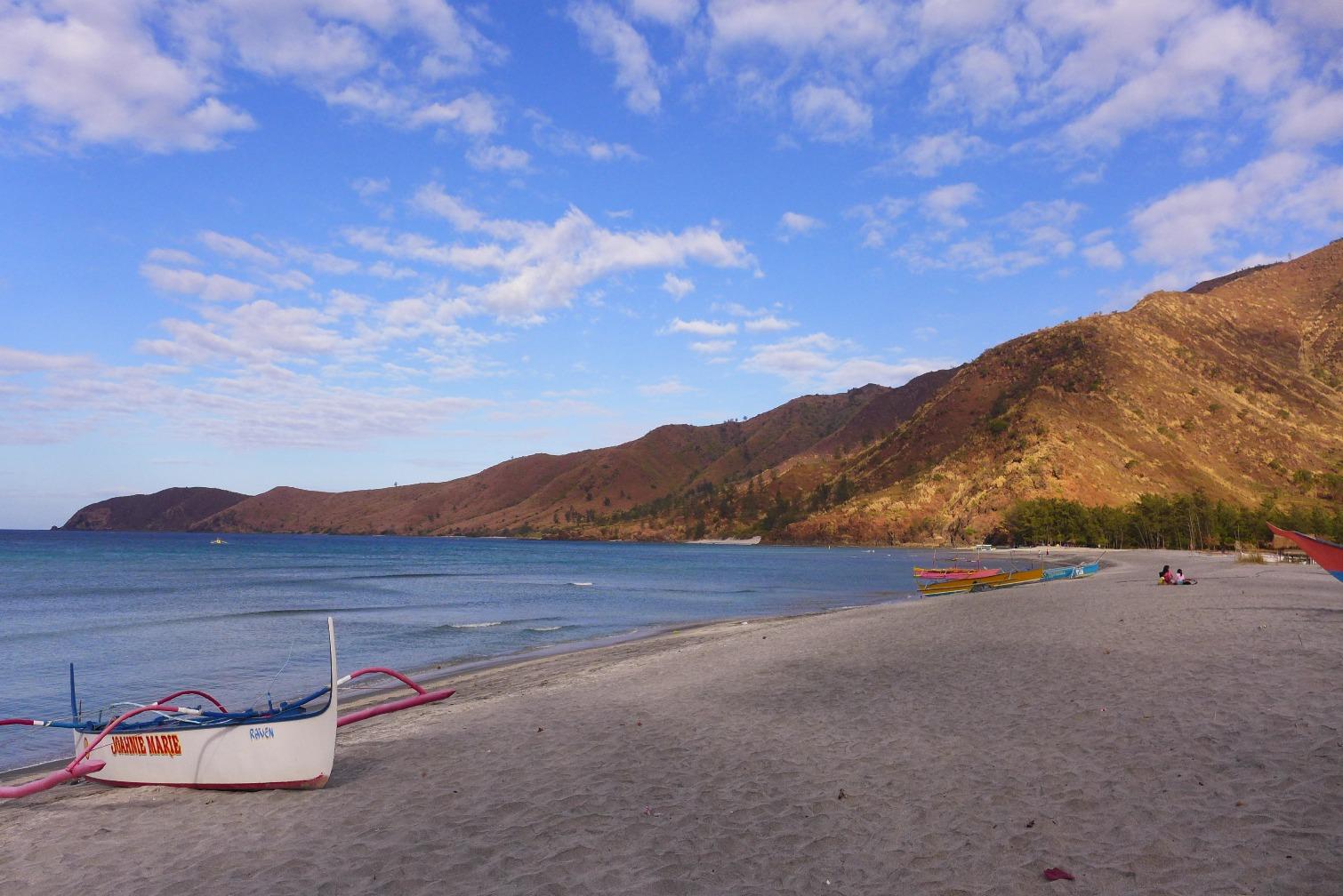 D.I.Y. Camping at Nagsasa Cove; Anawangin itinerary; What to do in Zambales; Weekend Getaway from Manila