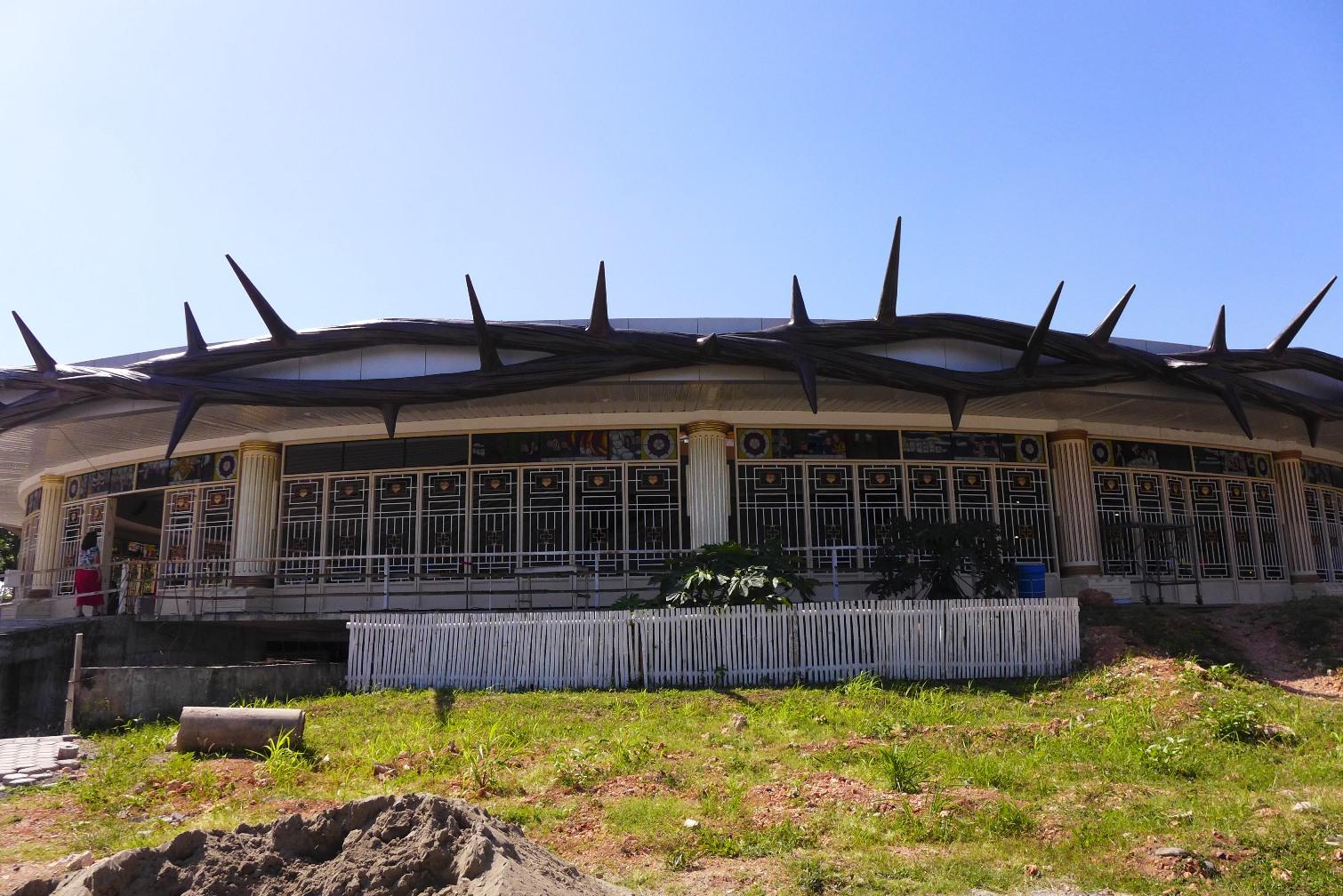 Divine Mercy Shrine; D.I.Y. Cagayan de Oro; Cagayan de Oro itinerary; Cagayan de Oro activities; What to do in Cagayan de Oro; Cagayan de Oro travel blog