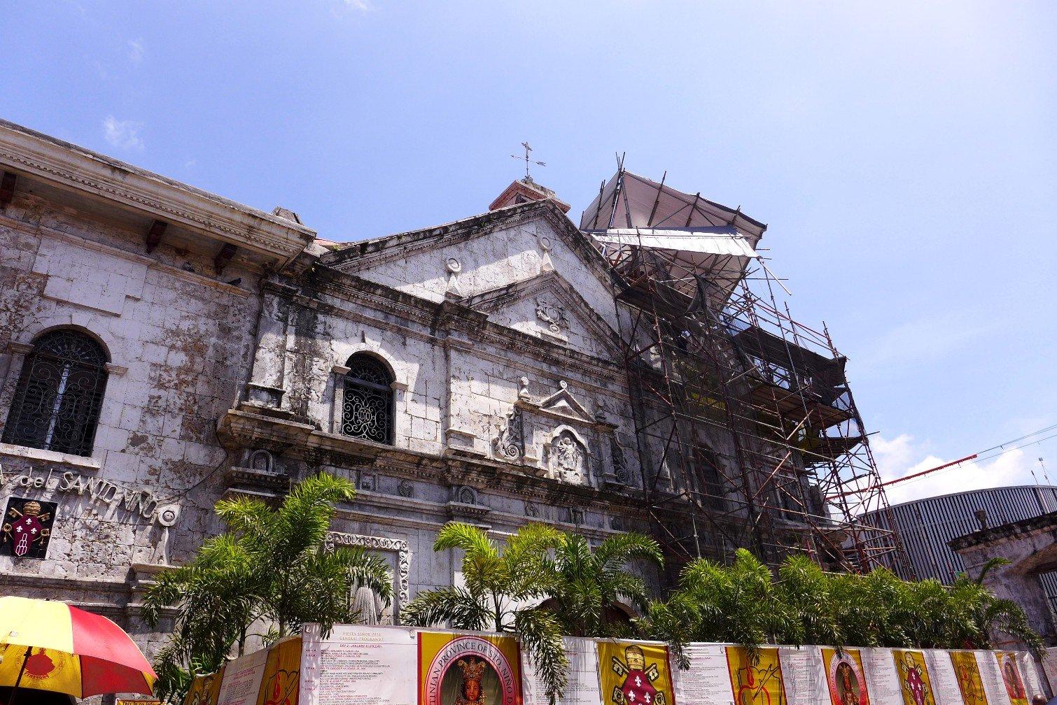 What to do in Cebu City; Cebu day trip; D.I.Y. Cebu
