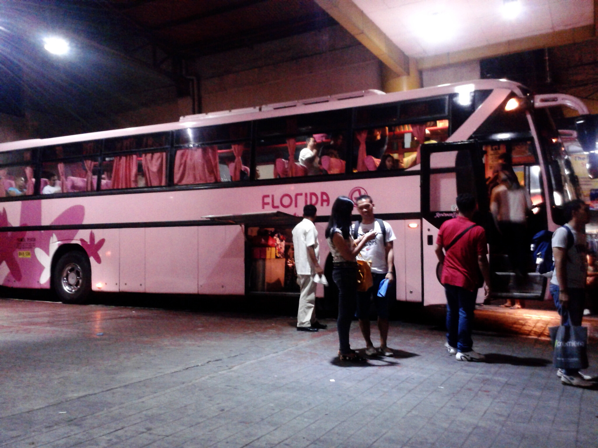 how to get to ilocos, florida bus