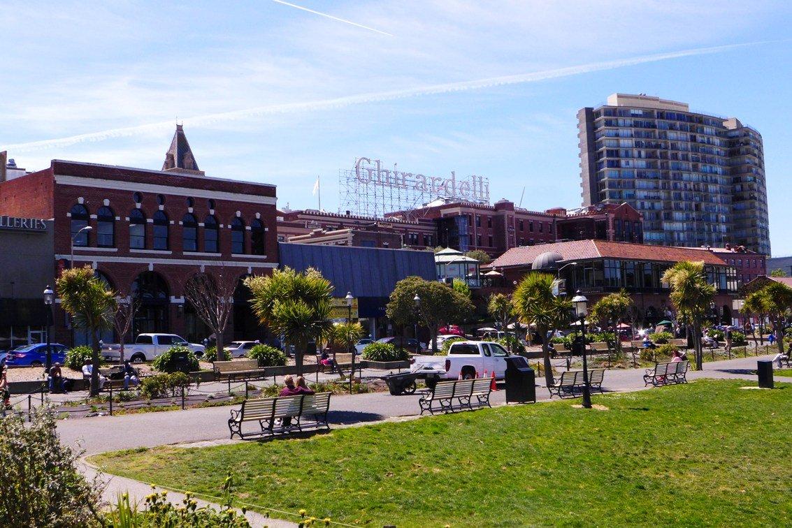 Ghirardelli Square San Francisco