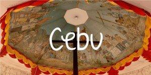 Cebu; Backpacking Philippines