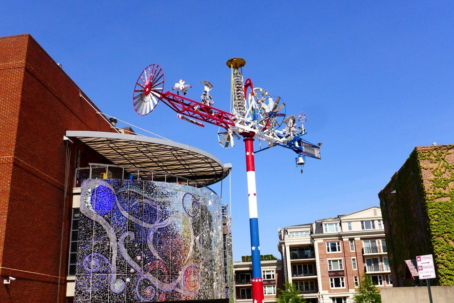 American Visionary Art Museum; Baltimore, Maryland; What to do in Baltimore