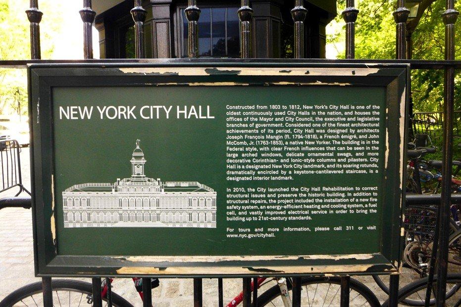 Civic Center, Lower Manhattan, New York City