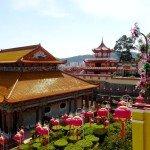 Half-day at Penang's Kek Lok Si Temple