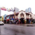 Singapore: Walking around Little India