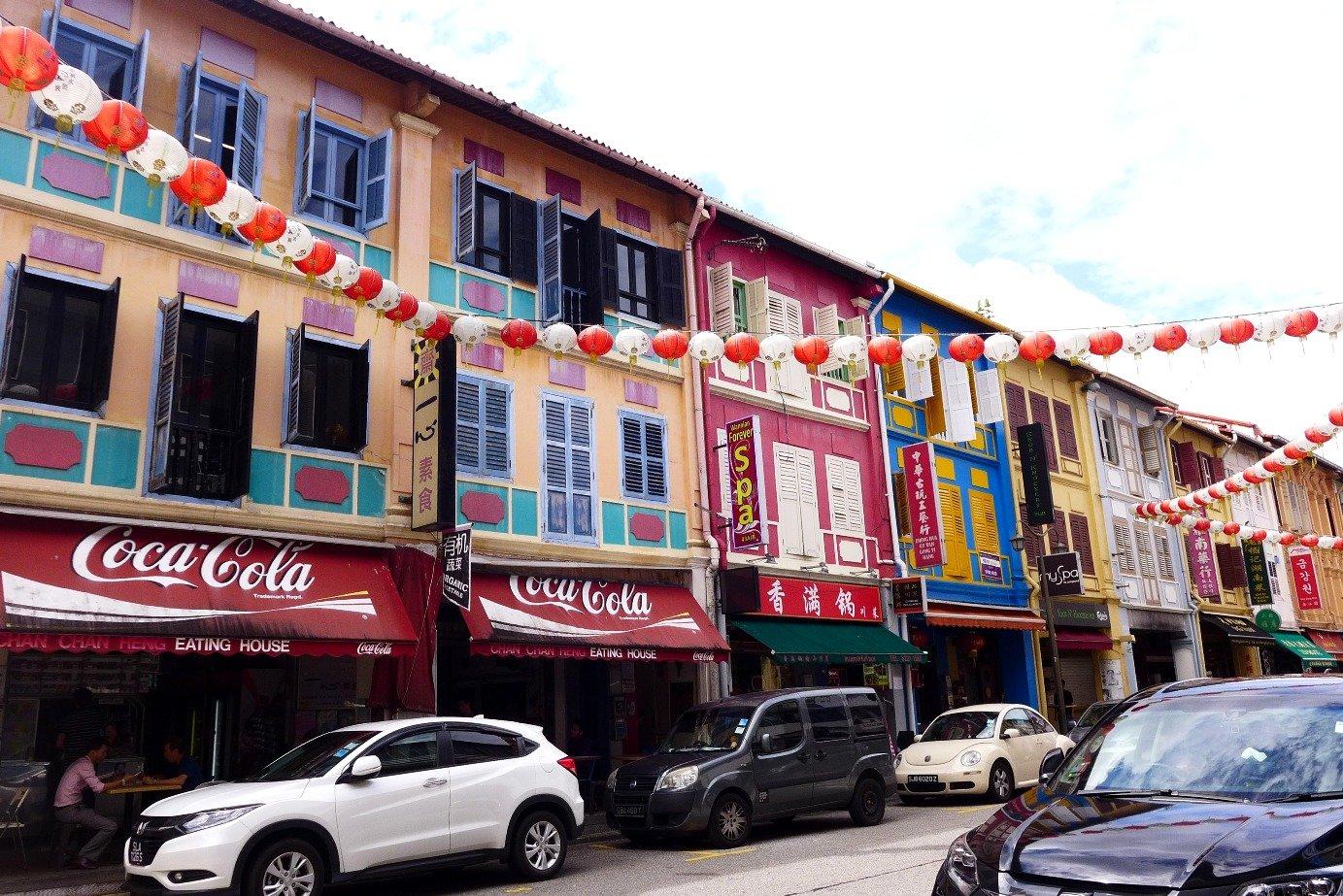 Singapore Chinatown itinerary; D.I.Y. Singapore; Singapore itinerary; Singapore travel; D.I.Y. Singapore Chinatown Walking Tour