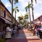 Wandering around Singapore's Kampong Glam