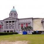 Walking around Singapore's Civic District