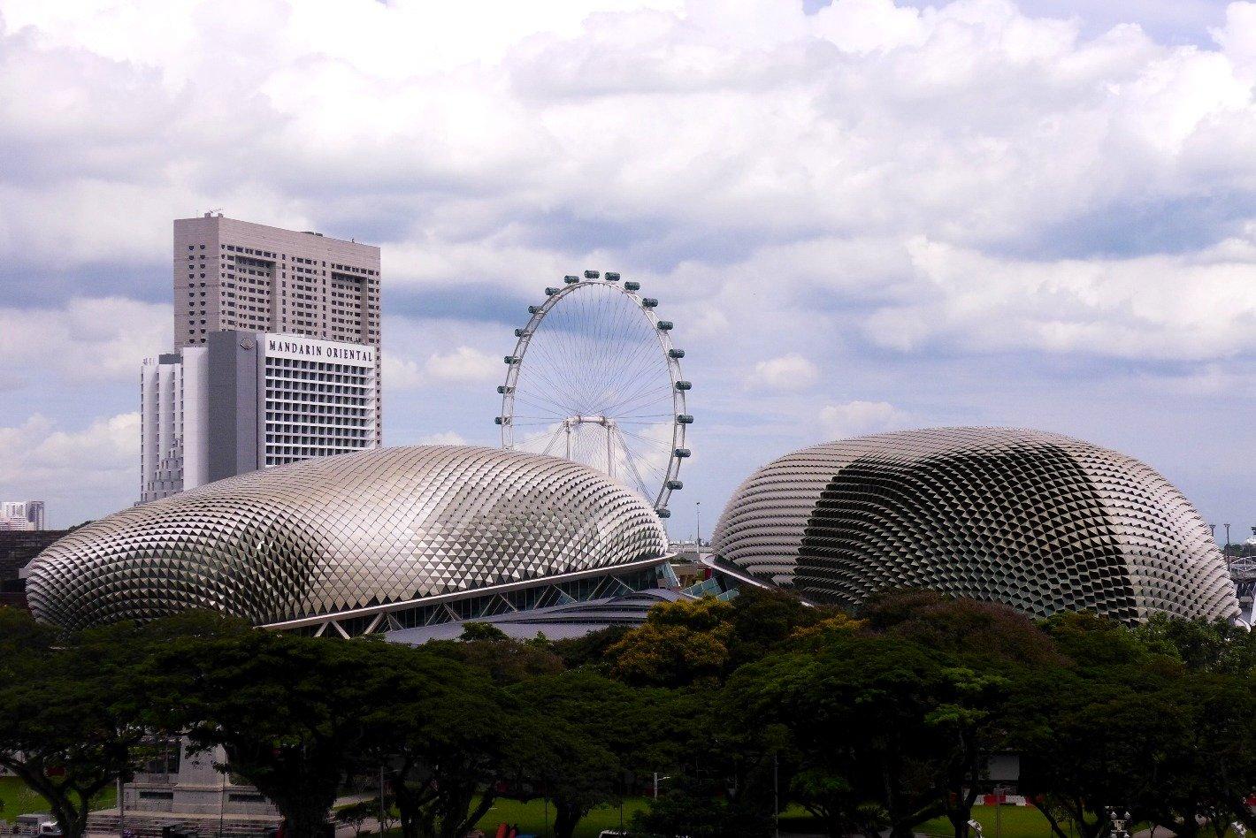 D.I.Y. Singapore Modern Buildings; D.I.Y. Singapore Itinerary; D.I.Y. Singapore Architecture Tour