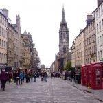 Edinburgh: Walking around the Royal Mile