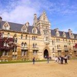 Oxford: Christ Church College