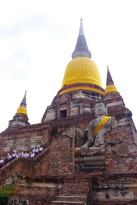 Ayutthaya travel; What to do in Ayutthaya; What to see in Ayutthaya; D.I.Y. Ayutthaya itinerary