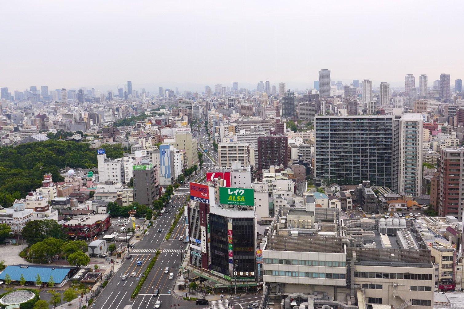 Osaka Japan travel; What to do in Osaka Japan; What to see in Osaka Japan; D.I.Y. Japan itinerary
