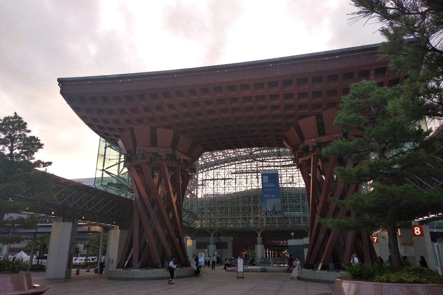 Kanazawa Japan travel; What to do in Kanazawa Japan; What to see in Kanazawa Japan; D.I.Y. Japan itinerary
