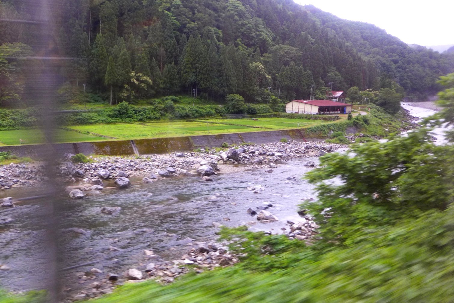 Toyama Japan travel; Hida View Limited Express Japan; Train Travel Japan Alps; D.I.Y. Japan itinerary